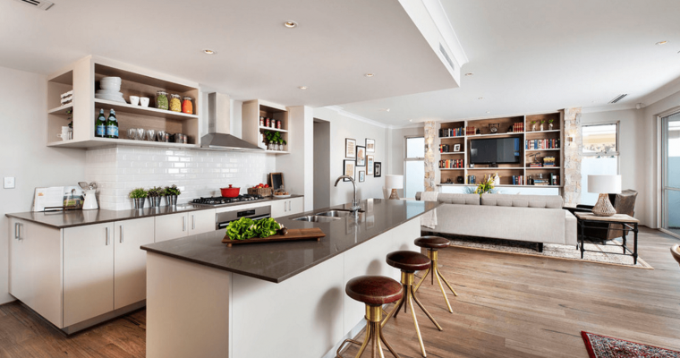 The pros and cons of open-plan living