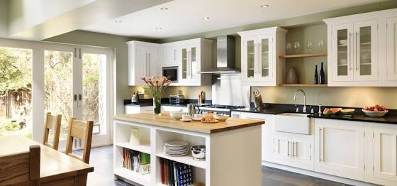 Redesigning your kitchen with luxurious elements