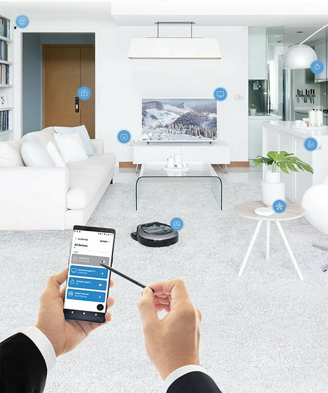 Home Smart Home: Fitting Yourself out for a Better, More Comfortable, Life