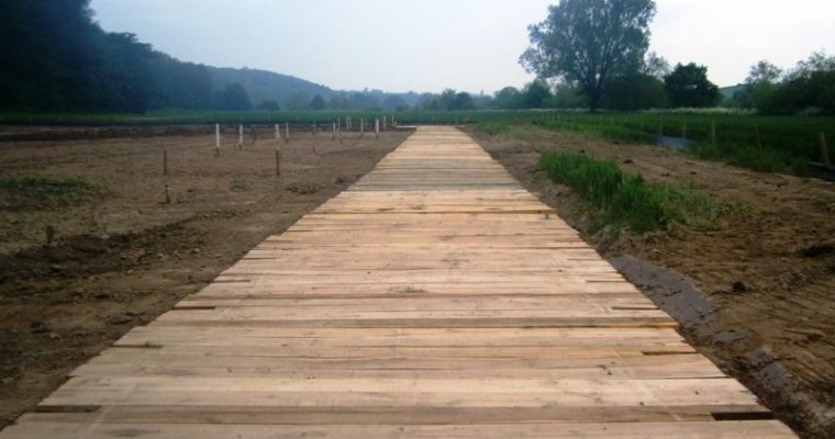 Why Bog Mats Are Important In Construction