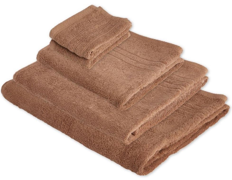 Wilko Hessian Bath Towel