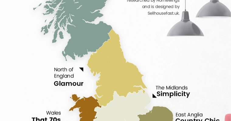 Interior Design Trends across the UK 2019