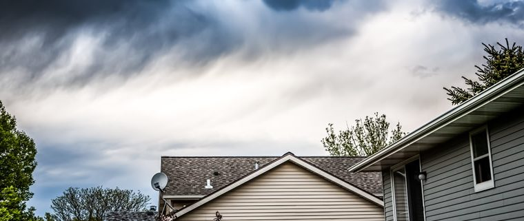 Storm Ahead! Signs of Big Problems Around the House