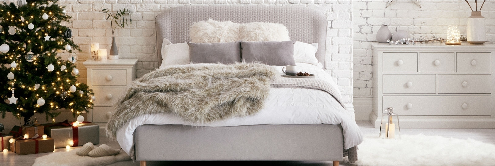 Creating a cosy winter bedroom