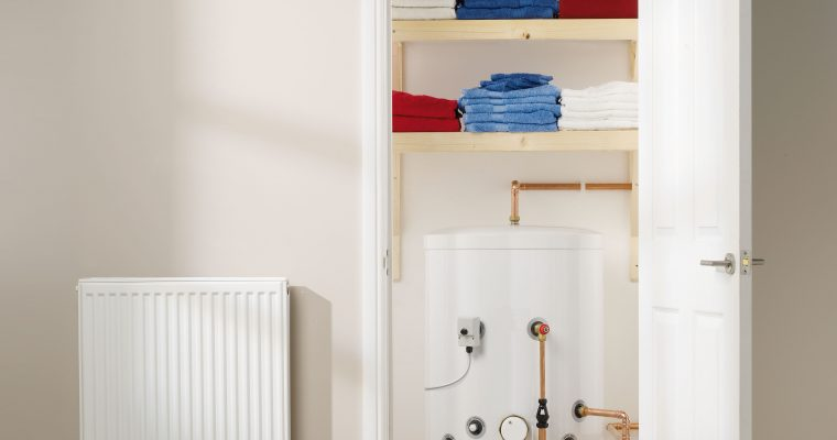 SIX REASONS A HOT WATER CYLINDER CAN HELP GET YOU  INTO HOT WATER