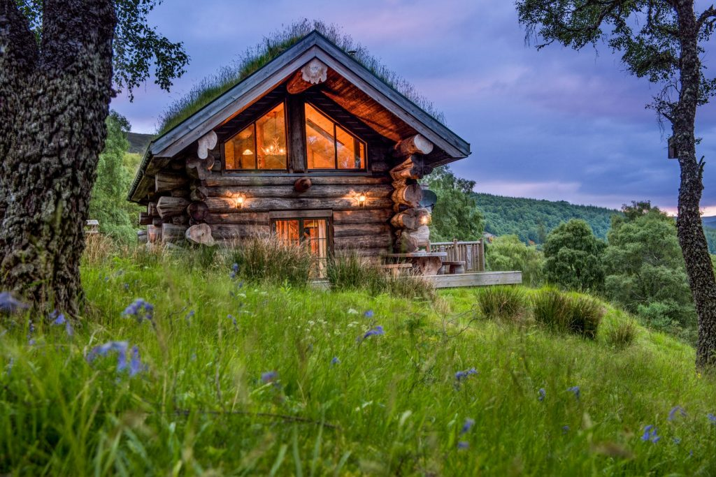 Eco-Friendly Log Cabins
