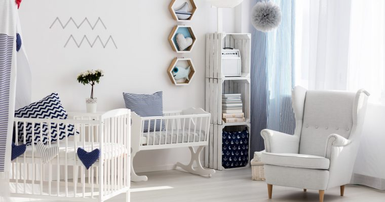 Ideas to Create a Gorgeous Nursery Space for Your Baby
