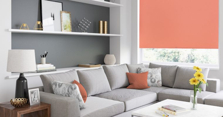 PANTONE OF THE YEAR – USING LIVING CORAL WINDOW INSPIRATION