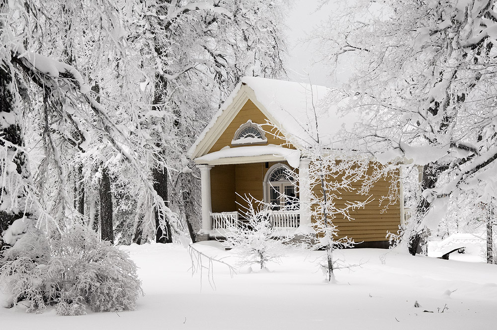 Snow proofing your home