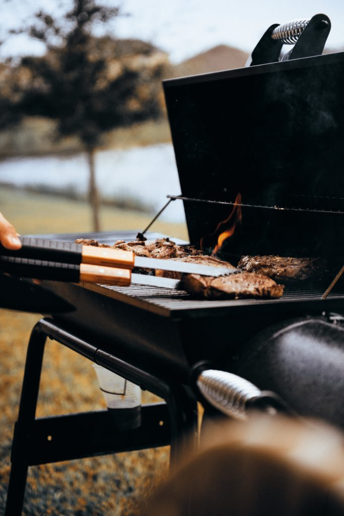 Maintaining your BBQ