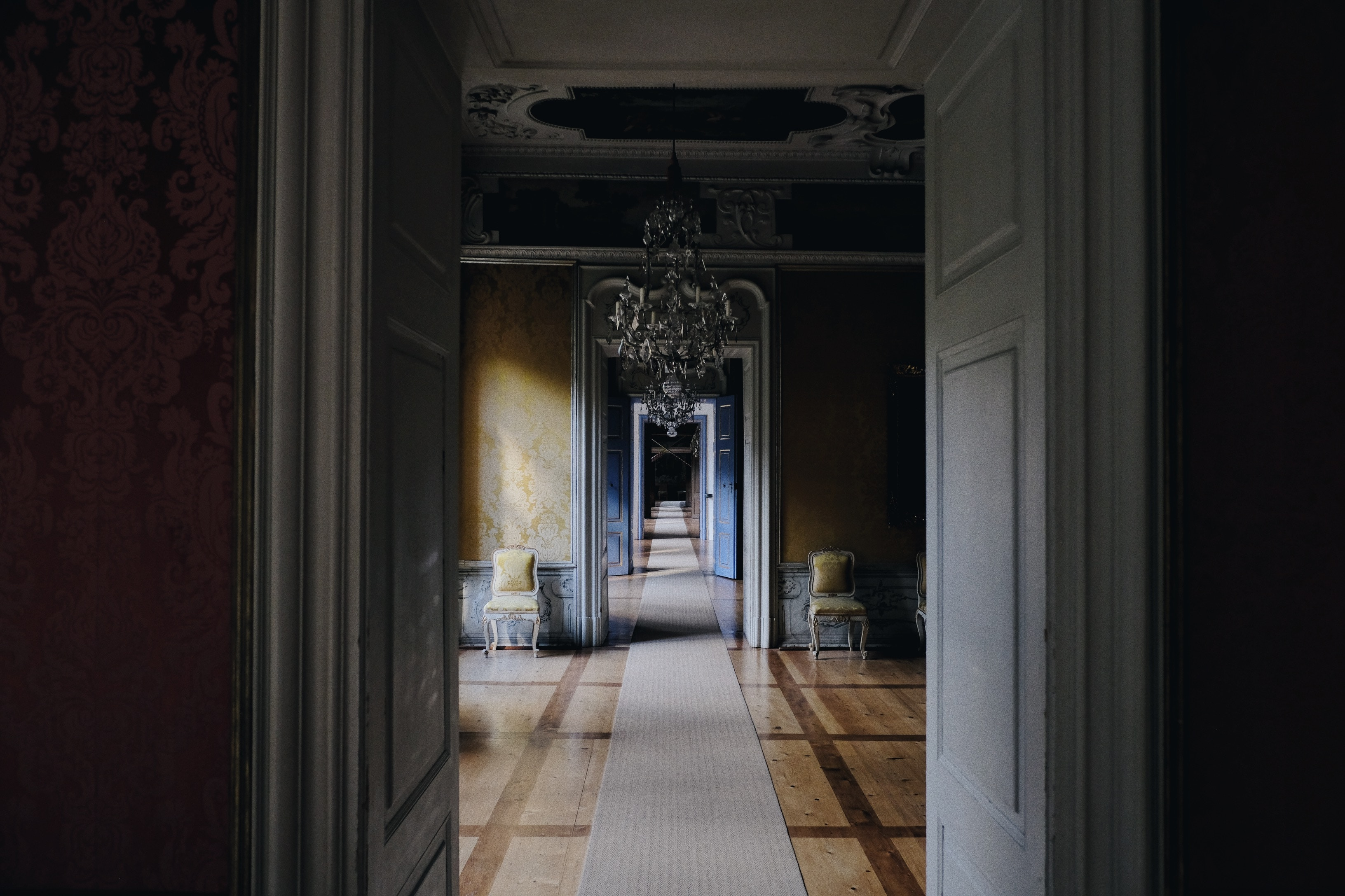 How to Make Your Hallway More Interesting