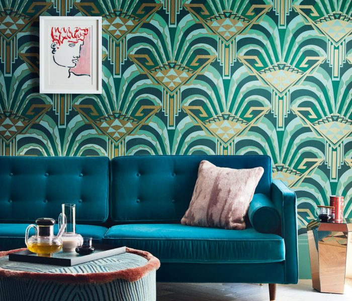 How to bring stylish Art Deco into your home interior