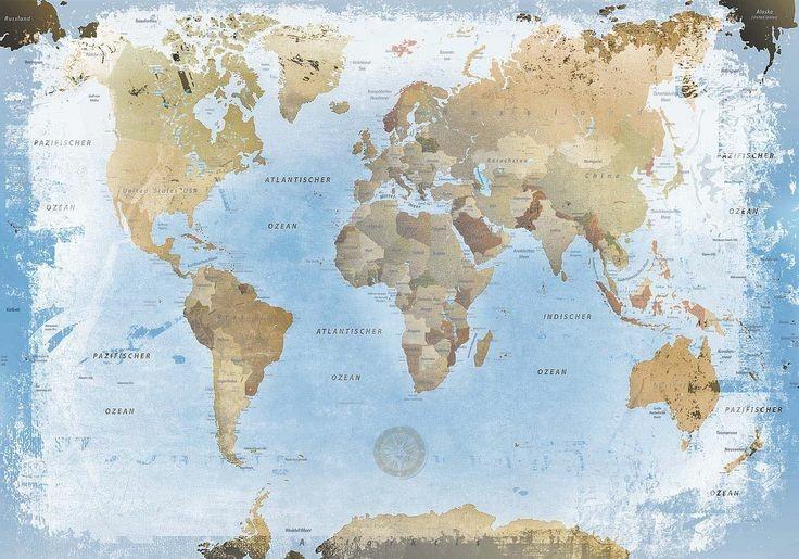 Lana KK World Map