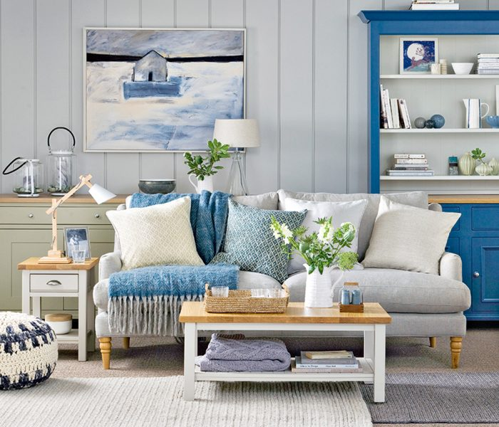 Five simple ways to give your home that beachy feel