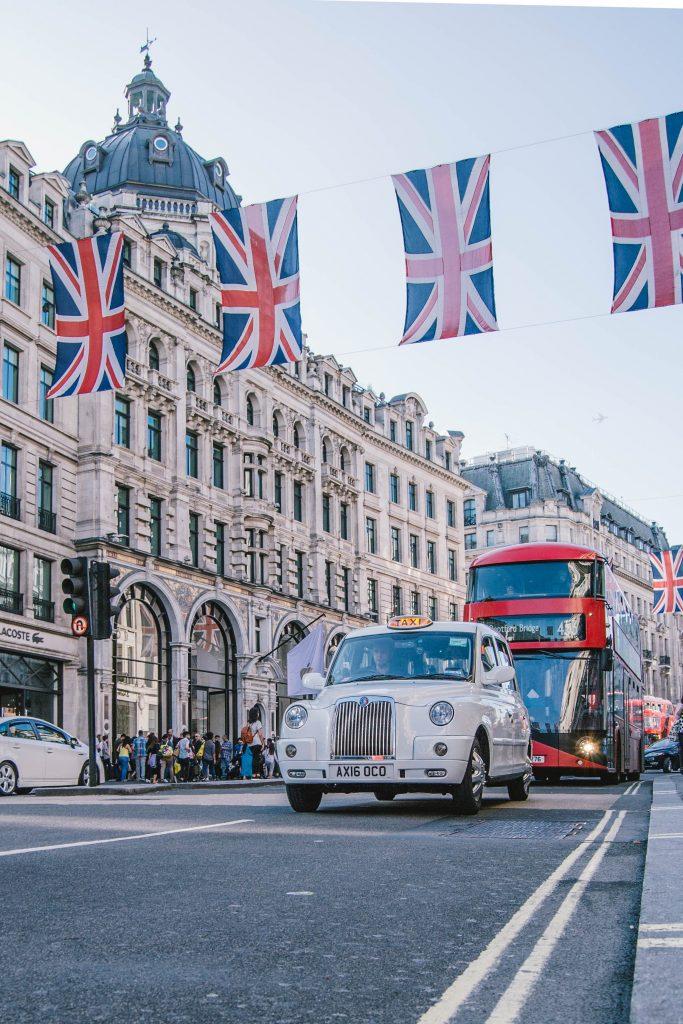Weekend Away in London