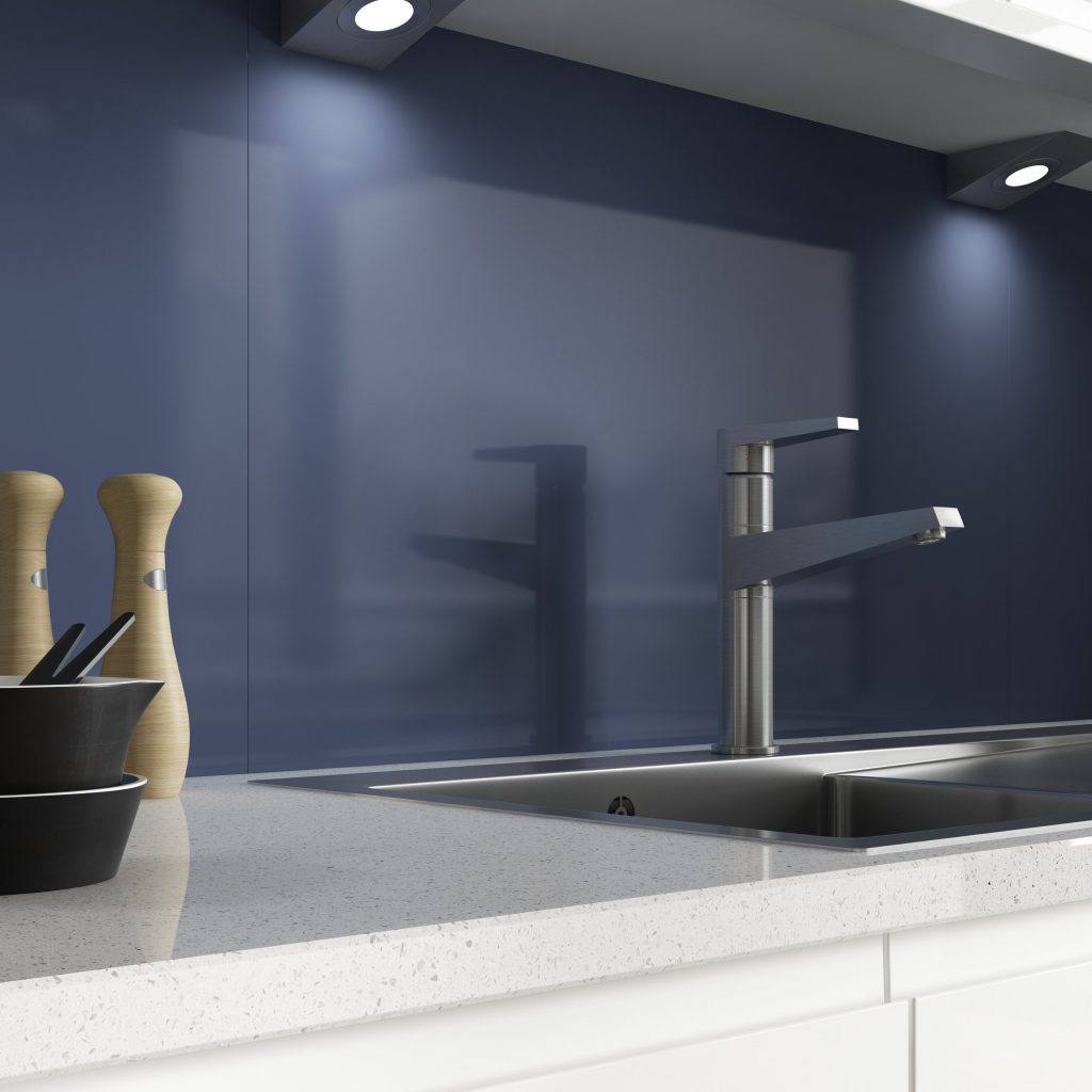 Bring Classic Blue Into Your Kitchen My Unique Home