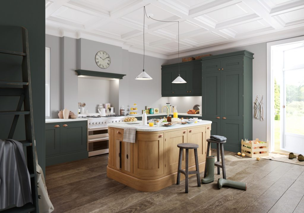 Delving into kitchen trends for 2020
