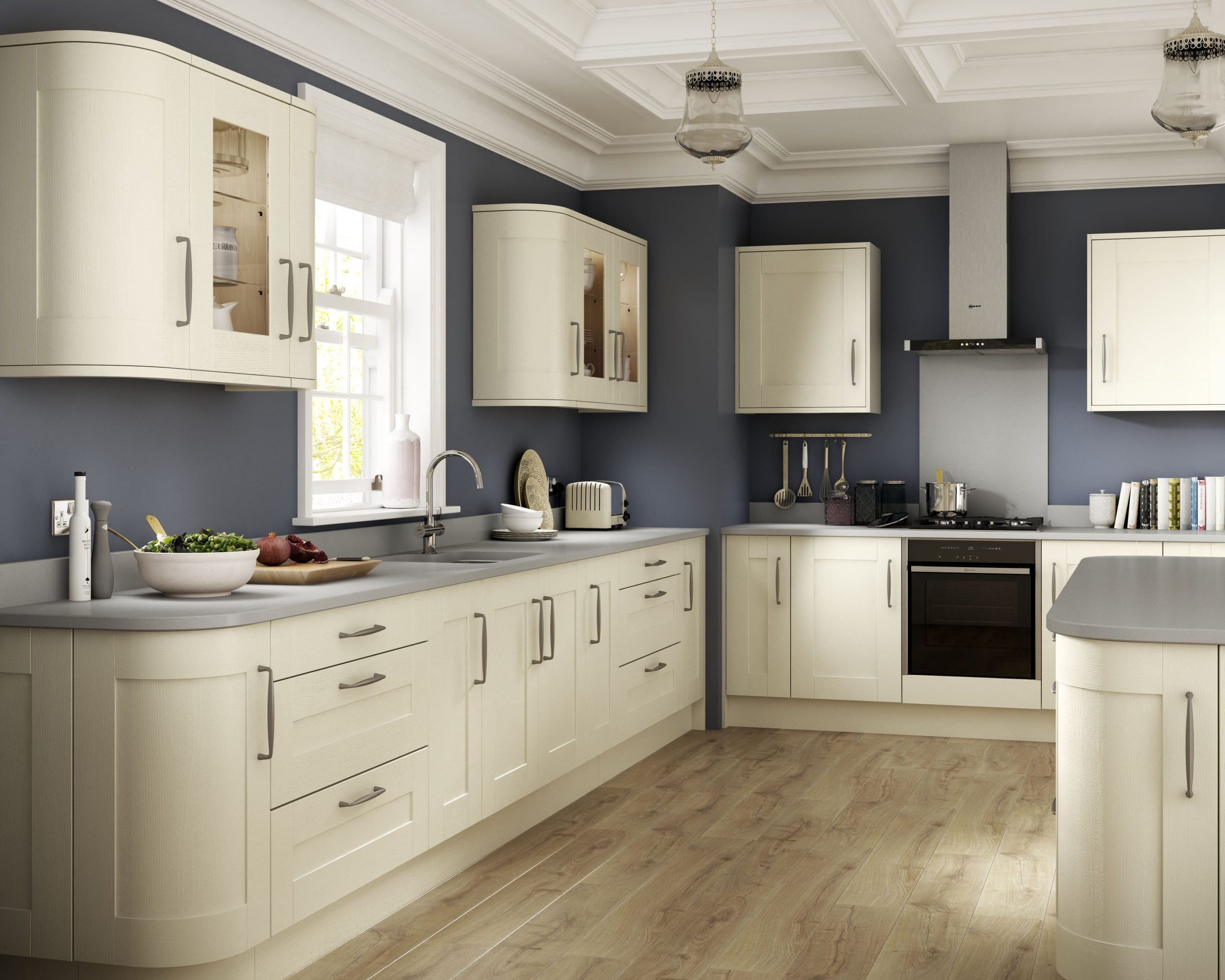 Bring 'Classic Blue' into your kitchen