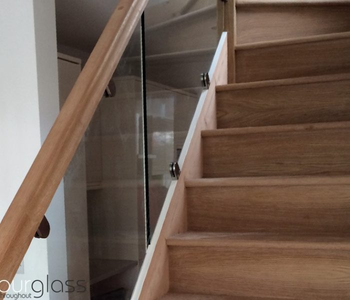 How to maintain the look of your Glass Balustrades?
