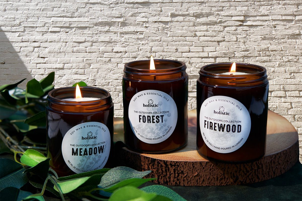 Enchanting Outdoor Aromas by This is Holistic London