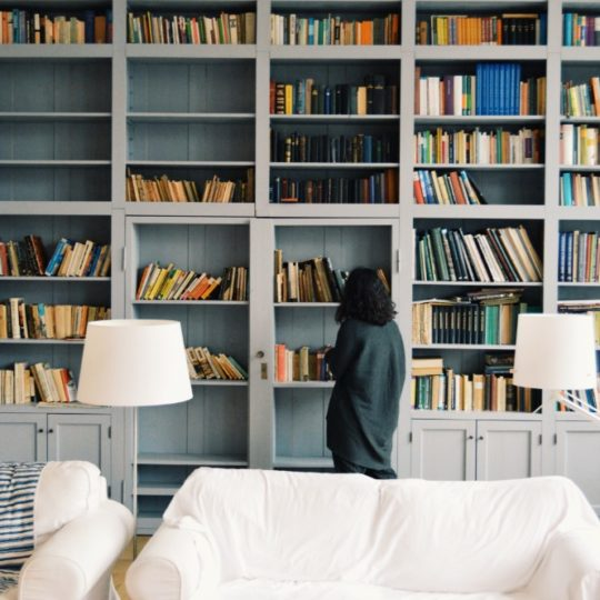 6 Perfect Home Features for Bookworms