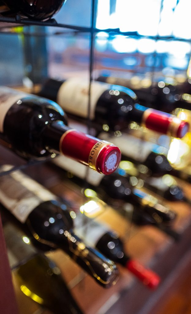 Three Tips for Storing your Wine Collection