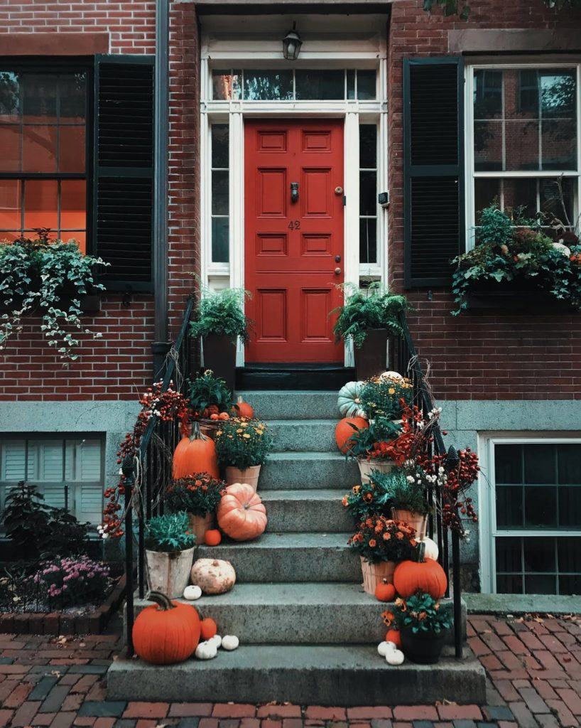 How to bring a touch of autumn into your home this season