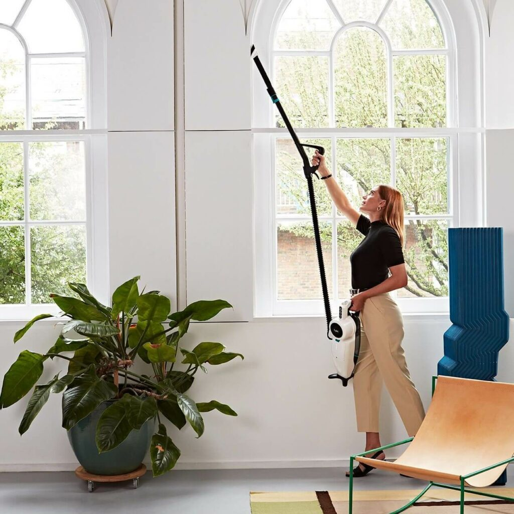 How to clean up after Christmas - Lupe Pure Cordless Vacuum Cleaner