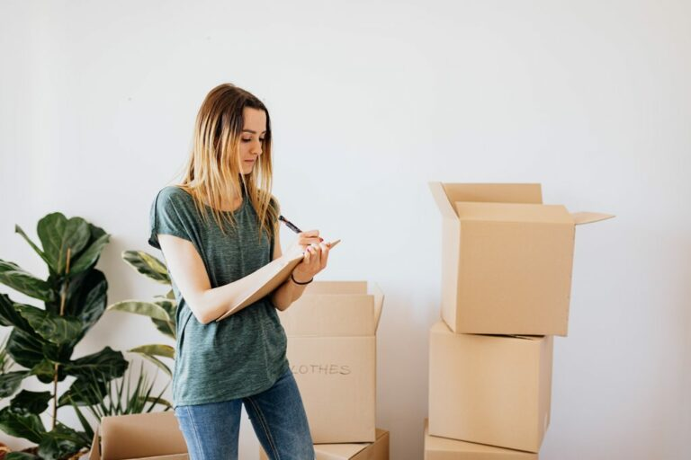 Fantastic Ways To Take The Stress Out Of Moving House