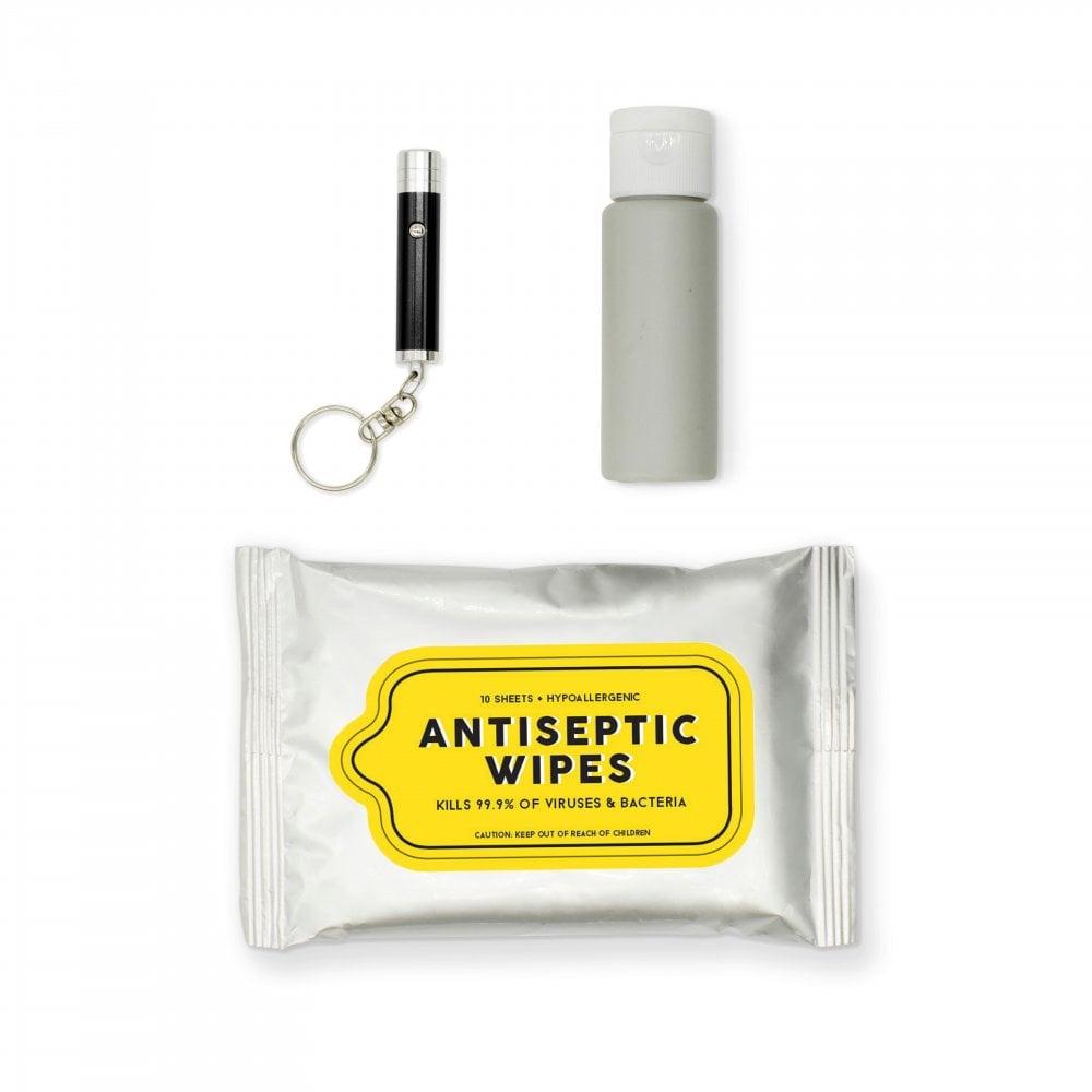 Kikkerland Hand Sanitizing Kit