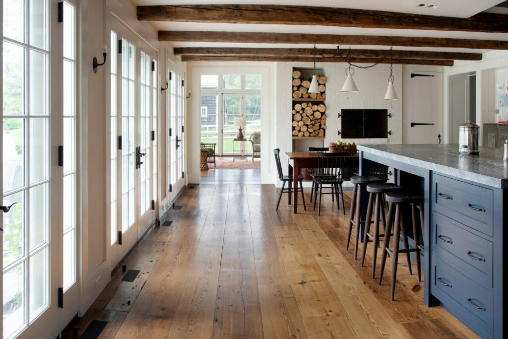 What's the best choice of hard flooring for your kitchen