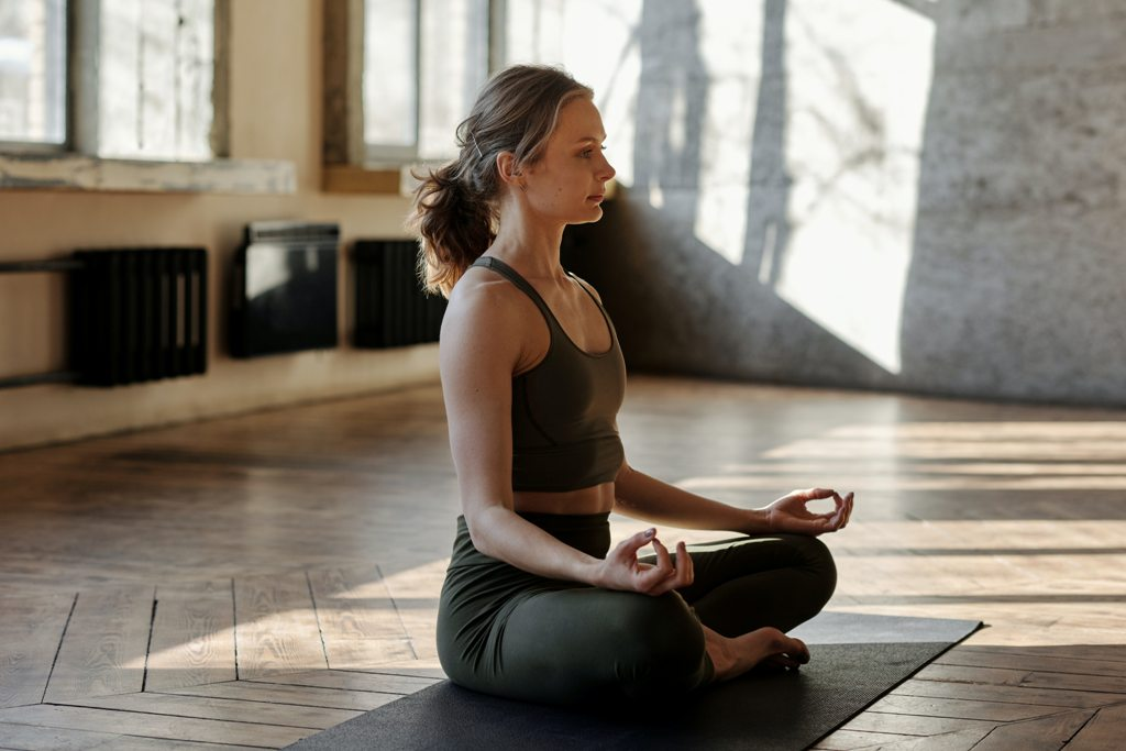 Creating your own Yoga Practice at Home