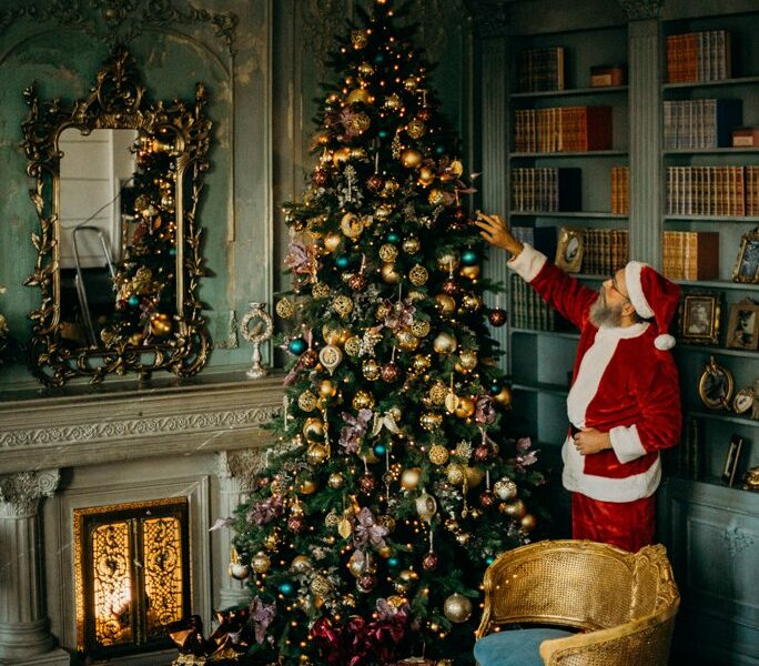 Getting your house ready for Christmas
