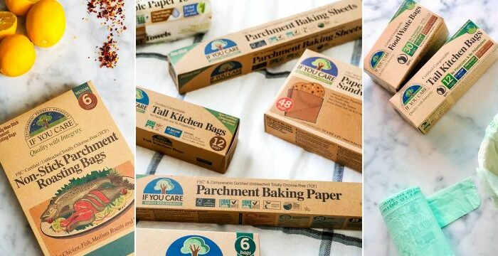 'If You Care' for eco-friendly cleaning, cooking and baking at home