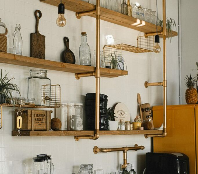 Making your kitchen clutter-free for a clean and blissful home